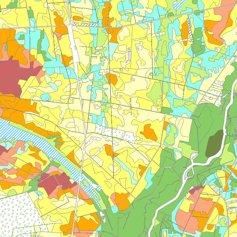 Mapy glebowo - rolnicze